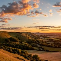 HC - South Downs from Devil's Dyke - Mike Hayter