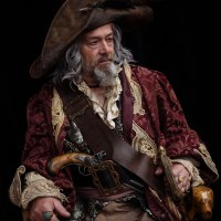 1st - The Pirate - Roger Parry